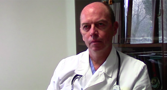 medico - la diagnosi precoce dell'ipf
