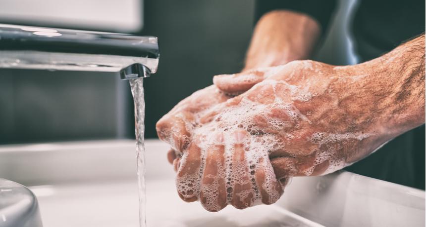 Prevenire il Covid - lavarsi bene le mani