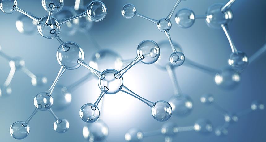 strutture molecolari - nuovi farmaci contro ipf