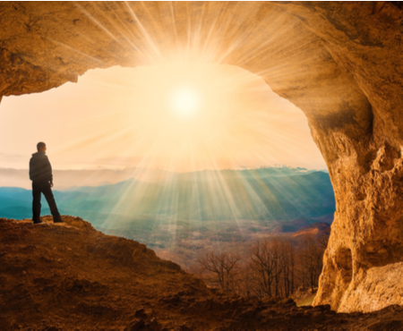luce in fondo al tunnel - percorso verso la diagnosi ipf