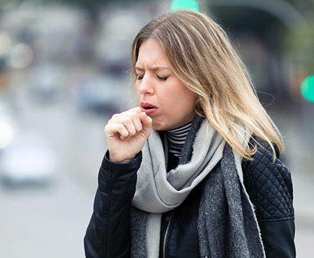 tosse secca - sintomi ipf