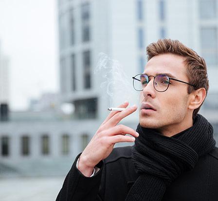 Fumatore - fattore rischio ipf