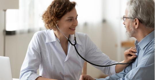 dialogo medico-paziente - allenare il respiro per ipf